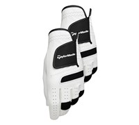 TaylorMade Stratus Premium Golf Gloves 2014 (White)
