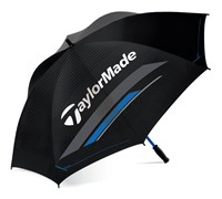 TaylorMade Stripe Single Canopy Golf Umbrella 2014
