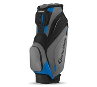 TaylorMade Catalina Cart Bag 2014 (Grey/Black/Blue)