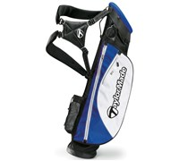 TaylorMade Quiver Pencil Bag (Black/White/Blue)