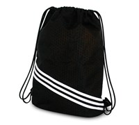 Adidas University Shoe Tote (Black)