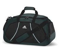 Adidas University Medium Duffel Bag (Black)
