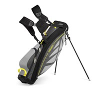 Adidas Adizero Stand Bag (Grey/Yellow)