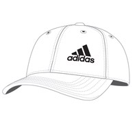 Adidas PureMotion Golf Cap 2014 (White)