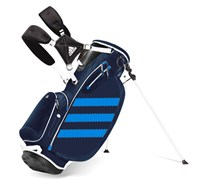 Adidas Clutch Golf Stand Bag 2014 (Navy/Blue)