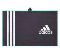 Adidas Golf Cart Towel 2014 (Black)