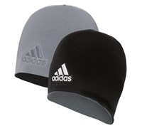 Adidas Reversible Golf Beanie (Black/Lead)