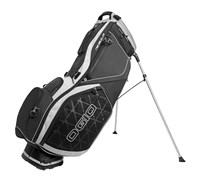 Ogio Nebula Golf Stand Bag 2013 (Black)