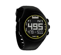 Bushnell Neo XS GPS Golf Watch (Black)