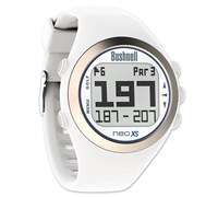 Bushnell Neo XS GPS Golf Watch (White)