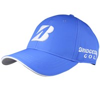 Bridgestone Performance Pearl Nylon Neon Golf Caps (Cobalt)