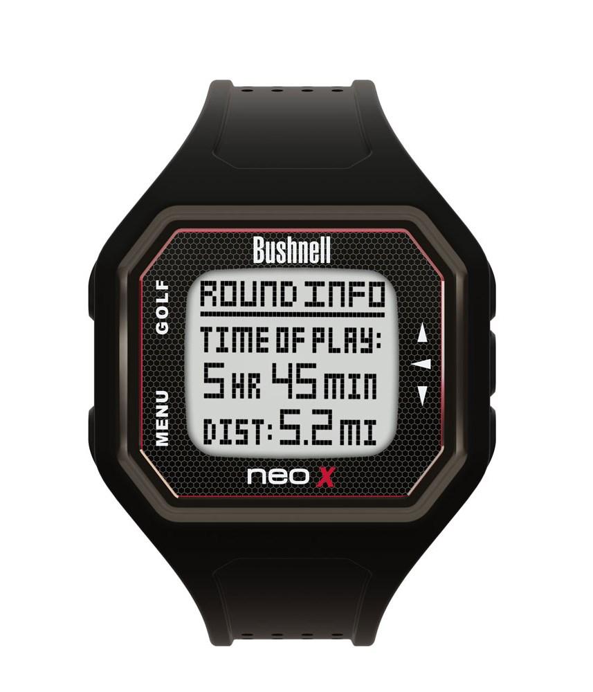 Bushnell Neo X Gps Rangefinder Watch Golfonline
