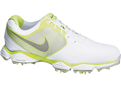 Nike Mens Lunar Control II Golf Shoes (White/Yellow) 2013