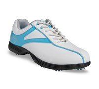 Callaway Ladies Novas Golf Shoes 2014 (White/Blue)
