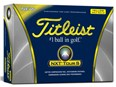 Titleist NXT Tour S Yellow Golf Balls  12 Balls