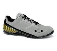 Oakley Mens Cipher 2 Spikeless Golf Shoes 2013 (Grey/Yellow)