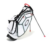 Oakley Golf Carry Stand Bag 2014 (White)