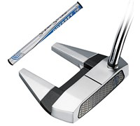 Odyssey Works Versa 7 Tank Putter with SuperStroke Grip