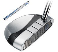 Odyssey Works Versa Rossie 1 Tank Putter with SuperStroke