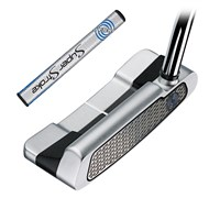 Odyssey Works Versa 1 Wide Putter with SuperStroke Grip