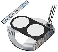 Odyssey Works Versa 2 Ball Fang Putter with SuperStroke Grip