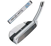 Odyssey Works Versa 9 Putter with SuperStroke Grip