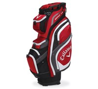 Callaway Golf Org 14 Cart Bag 2014 (Red/Charcoal/Black)