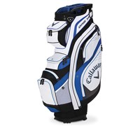 Callaway Golf Org 14 Cart Bag 2014 (White/Blue/Charcoal)