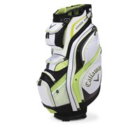 Callaway Golf Org 14 Cart Bag 2014 (White/Lime/Charcoal)