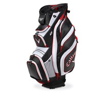 Callaway Golf Org 15 Cart Bag 2014 (Black/White/Red)