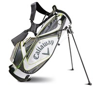 Callaway Golf Chev Org Stand Bag 2014 (White/Lime)
