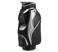 Callaway Golf Org Lux Cart Bag 2014 (Black/Silver/White)