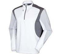 Sunice Mens Otaki Sports Layers Collection Pullover (White/Shadow)