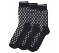 Ping Collection Galaxy Box Set Socks  3 Pack