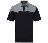 Ping Collection Mens Jet Polo Shirt 2014 (Black/Grey)