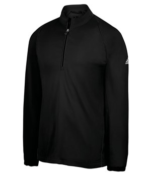 Adidas Mens ClimaProof Wind Half-Zip jacket 2012