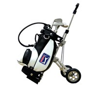 PGA Tour Golf Bag & Cart Pen Holder