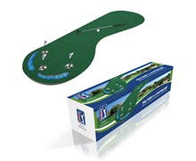 PGA Tour Kidney Shaped Putting Green  3 x 9