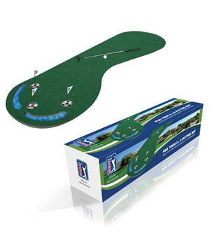 PGA Tour Kidney Shaped Putting Green (3 x 9)