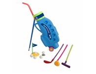 PGA Tour Deluxe Junior Golf Set (With Trolley and Stand)