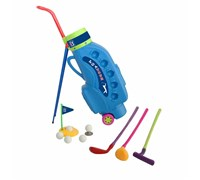 PGA Tour Deluxe Junior Golf Set  With Trolley and Stand