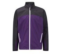 Ping Collection Mens Hydro Waterproof Jacket (Purple)