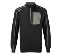 Ping Collection Mens Reagan Pullover 2014 (Black)