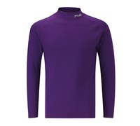 Ping Collection Mens Underpar Thermal Baselayer Top (Purple)