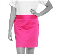 Royal And Awesome Ladies Pink Ticket Golf Skort (Pink)