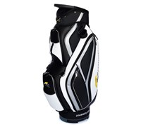 Powakaddy Premium Cart Bag 2013 (Black/Silver/White)
