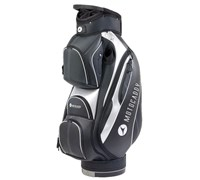 Motocaddy Pro-Series Cart Bag 2014 (Black/Silver)