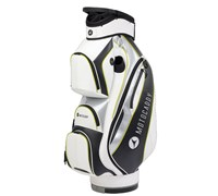 Motocaddy Pro-Series Cart Bag 2014 (White/Lime)