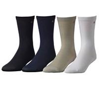 FootJoy Ladies Lightweight ProDry Extreme Crew Socks 2014 (Black)