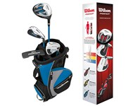 Wilson Prostaff Junior Golf Package Set (5-8 Year) 2013